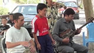 Фузайл, таджикская песня, Пенджикент, детсад