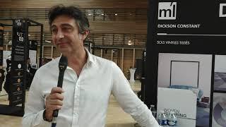 Materials & Light 2021 : Rencontre avec Pierre Penicaud, Dickson Constant