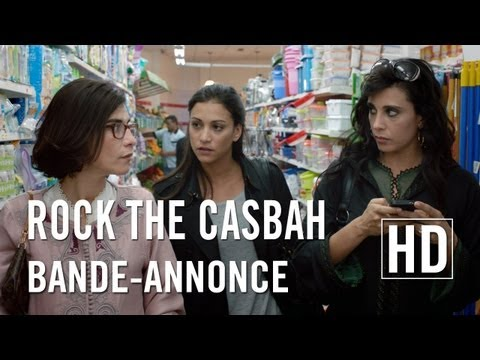 Rock The Casbah  Bandeannonce officielle