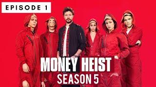 Money Heist Season 5 Episode 1 In Hindi | Money Heist Season 5 Episode 1 Explained In Hindi Thumb