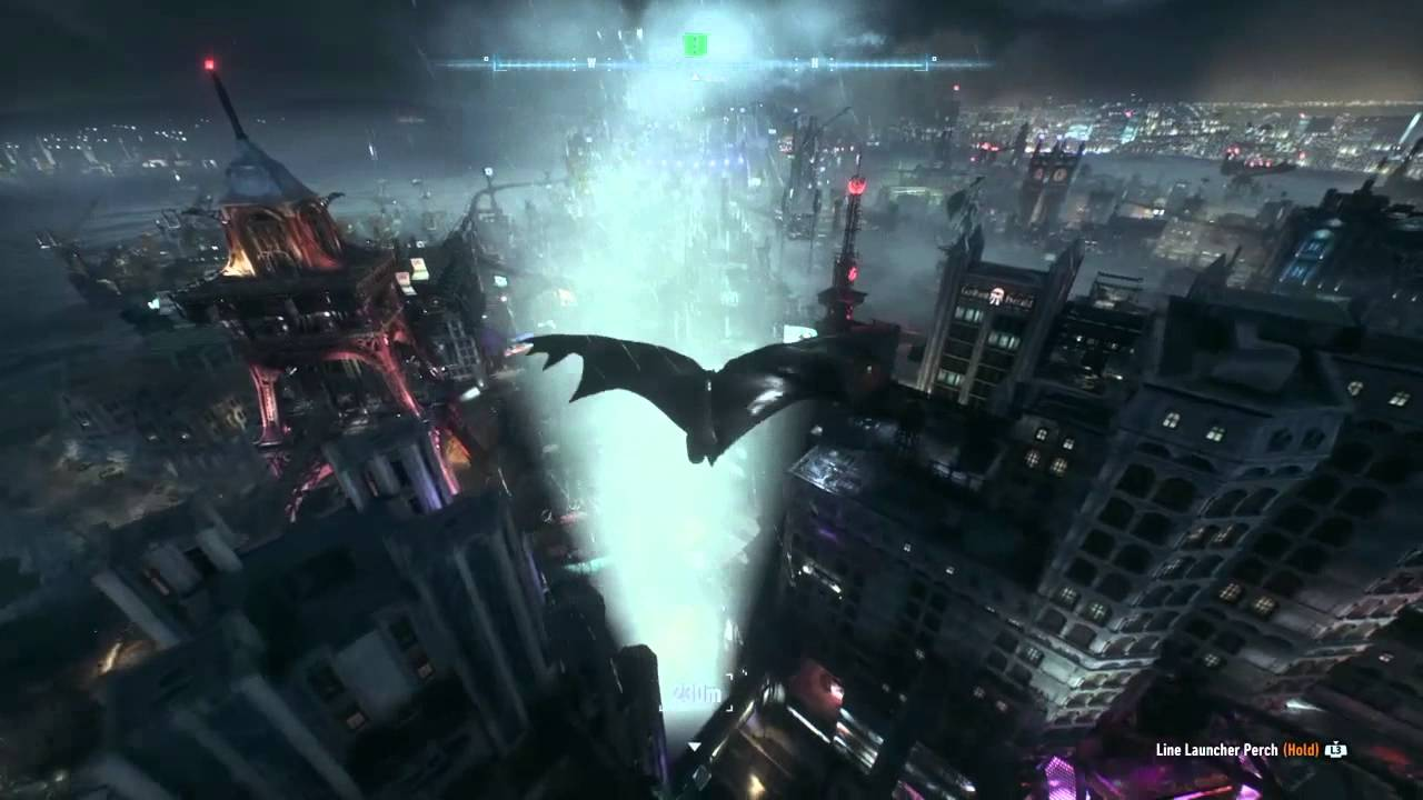 Batman: Arkham Knight EPIC FAIL - YouTube