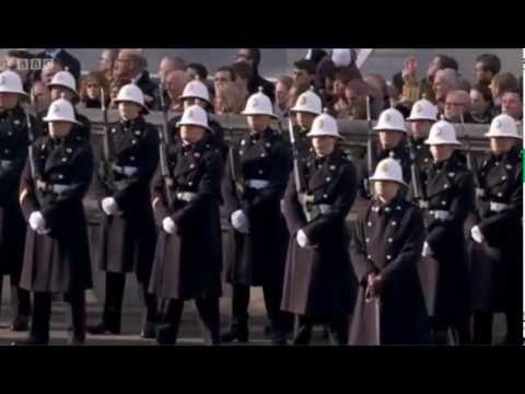 2016 UK Remembrance Sunday London BBC Complete