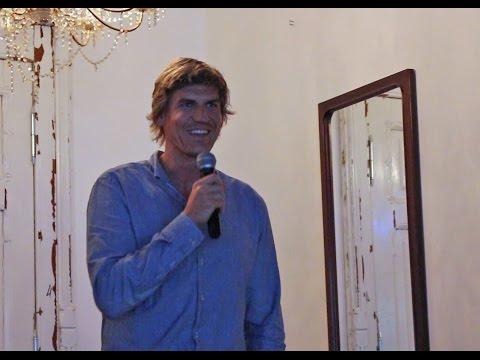 Climate-KIC Startup-Night: Inspirational Opening Talk by Philipp Pausder