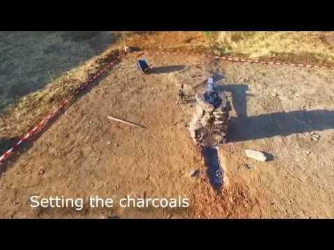 Iron smelting in Thasos