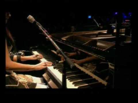 Emilie Simon - My Old Friend - Concert 2006.avi