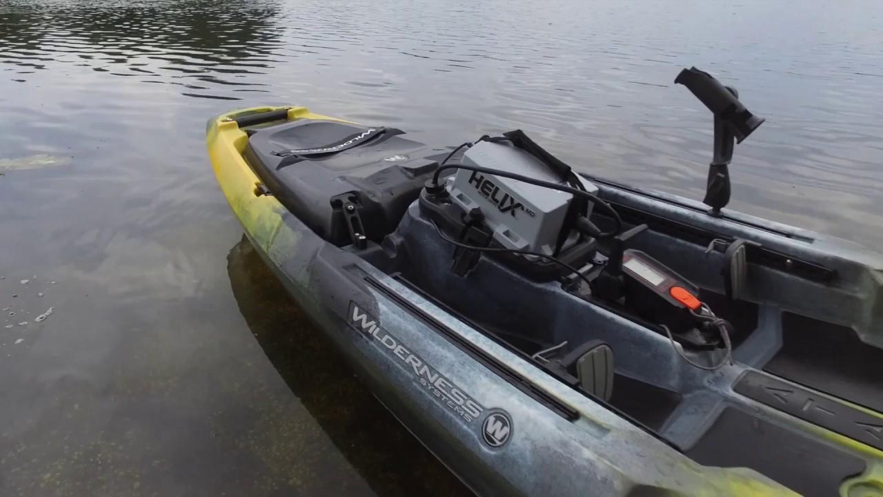 Atak 120 Kayak City 916 565 1400 Youtube