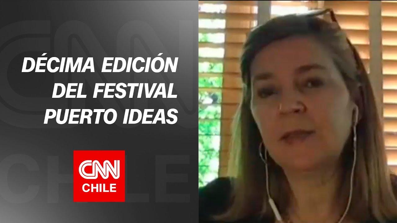 """""""La cultura es resistencia"""": Chantal Signorio entregó detalles del festival Puerto de Ideas"""