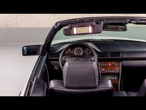 1994 Mercedes-Benz E 320 Cabriolet A124 Young Classic Car