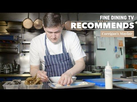 The Best Restaurants In London, Corrigan's Mayfair.