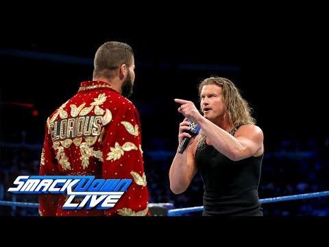 Bob Roode calls out Dolph Ziggler: SmackDown , Sept 26, 2017