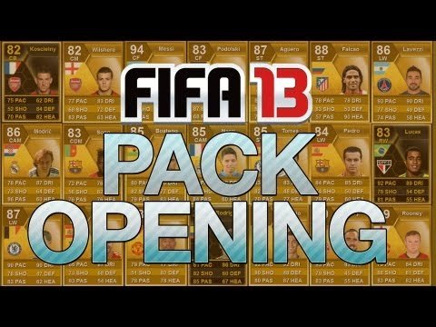 Fifa 13 | EP9: 10x 7,500 Packs! FT. BEAST English Silver