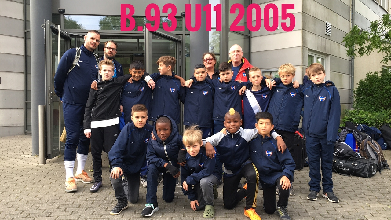Besiktas vs B.93 - DEICHMANN U11 Junior Cup 2016