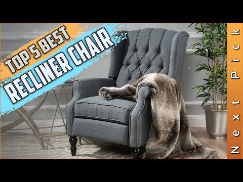 Top 5 Best Recliner Chair Review in 2020 YouTube