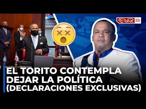 """HECTOR ACOSTA """"EL TORITO"""" CONTEMPLA DEJAR LA POLÍTICA (DECLARACIONES EXCLUSIVAS)"""