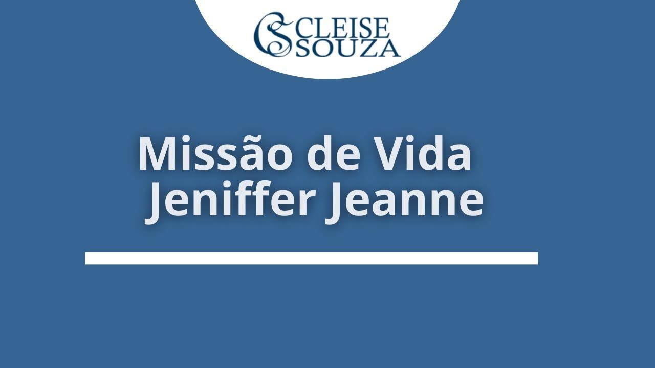 Missão de Vida da Jeniffer