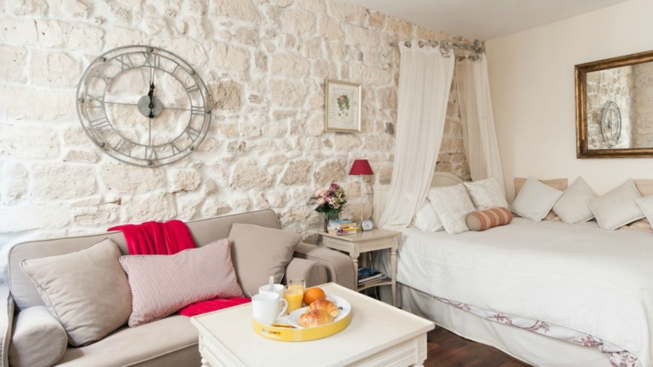 French Country Apartment Decor Ideas - YouTube