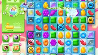 Candy Crush Jelly Saga Level 483 - NO BOOSTERS