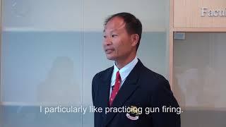 Hong, Benson Interview
