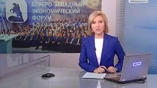 Смотреть видео «Вести» Санкт Петербург 4 й Экономический форум Северо Запада открылся в Петер онлайн