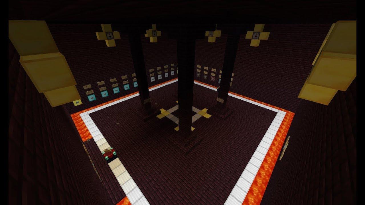 скачать карты для minecraft 1.7.2 на арену зомби #2