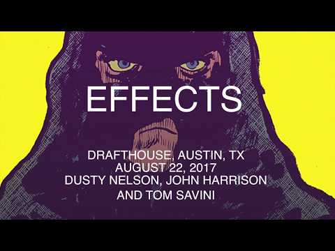 Effects at Alamo Drafthouse - Q and A