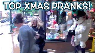 TOP XMAS / Christmas PRANKS Ever!!!