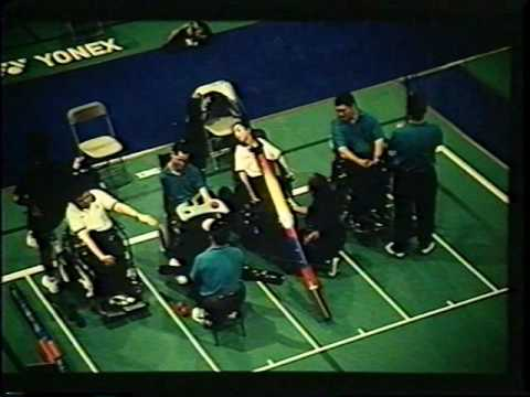Boccia  1996 Atlanta Paralympics