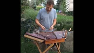 Everybody Wants To Rule The World - instrumental hammered dulcimer
