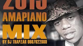 2019 Best Amapiano Mix by DJ Thapzar