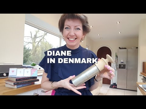 Guess the Danish kitchen gadget, our 40 Day Habit Challenge (day 19) and International Womens Day!