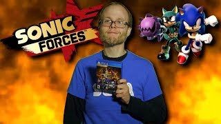 Sonic Forces (Sonic the Hedgehog PS4 Game Review)