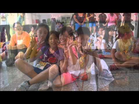 2014/07/02-2014/07/04長庚科技大學嘉義分部 尚德國小暑期營隊回憶錄 - YouTube