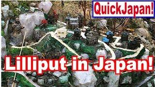 Japanese lilliput found! (quick japan) -