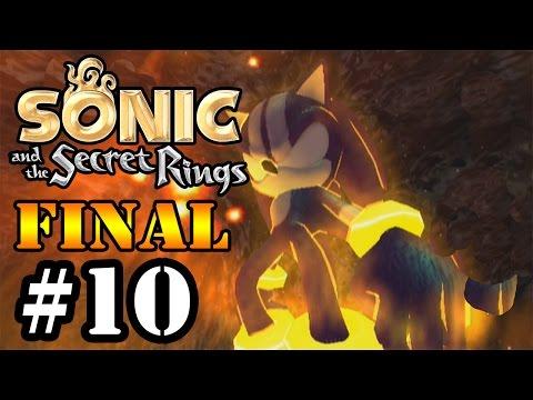 Let's Play: Sonic & The Secret Rings - Parte 10 [FINAL]