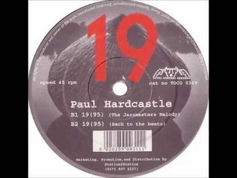 Paul Hardcastle 19 95 The Jazzmasters Melody Youtube