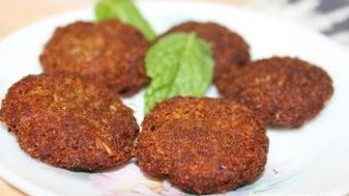 Creamy Kheema Cutlets  INDIAN RECIPES  EASY TO COOK  HOW TO COOK