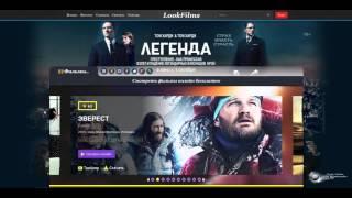 Кино шаблон LookFilms для uCoz