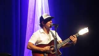 Jason Mraz - Good Old Daze Ball State October 15, 2013