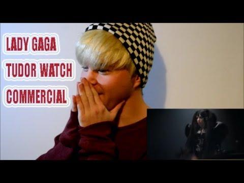 Lady Gaga: TudorWatch BordtoDare -  Reaction