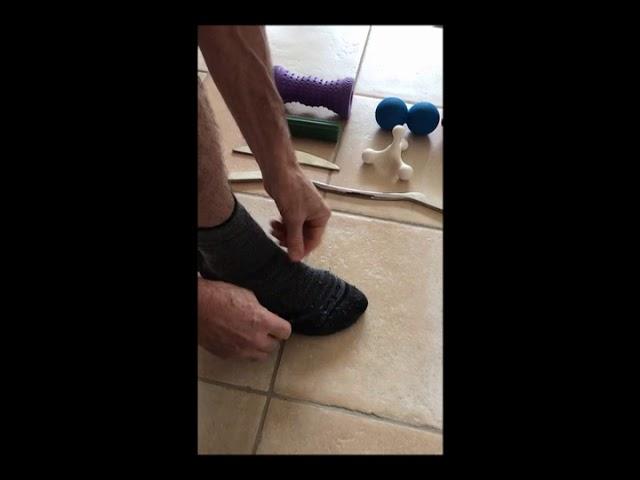 足の筋膜リリース
