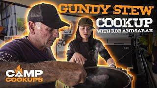 Sarah&#39s Campfire Lamb Stew Recipe - Patriot Camp Cookups