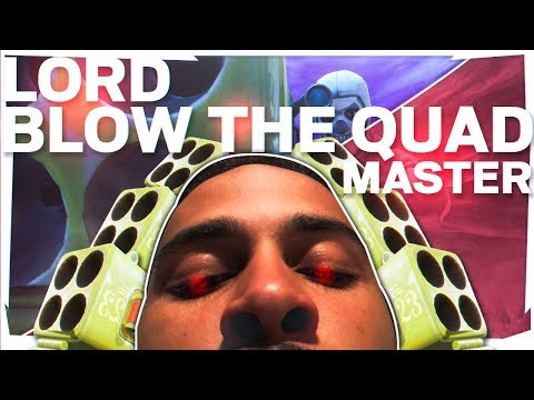 LORD BLOW, THE QUAD LAUNCHER MASTER