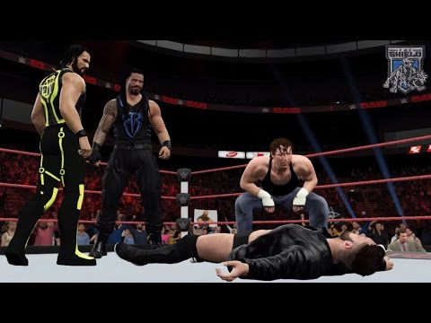 WWE Future Scenario: The Shield Reunites...