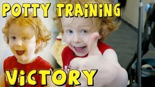 POTTY TRAINING VICTORY