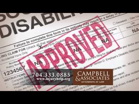 Have You Been Denied Social Security? | Campbell & Associates