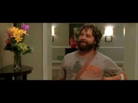 THE HANGOVER BLOOPER REEL
