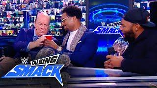 The Street Profits keep it real with Paul Heyman: WWE Talking Smack, Nov. 20, 2020