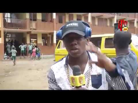 SMALL DOCTOR, NIGERIAN FOOTBALLER SYLVESTER SLY GIVE BACK TO SOCIETY.