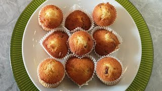 ✅🍪 Bánh Bông Lan Trái Cây Khô | Văn Phi Thông |