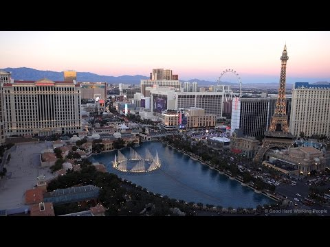 Las Vegas Sunset Time Lapse (Nevada) - In Another Minute (Week 296)